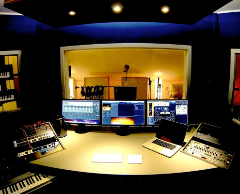 Megawatt Studio Regie